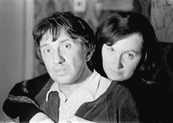 Надя и Юрыч 1984