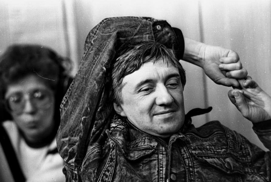 Юрий Щекочихин,  январь 1989 г.